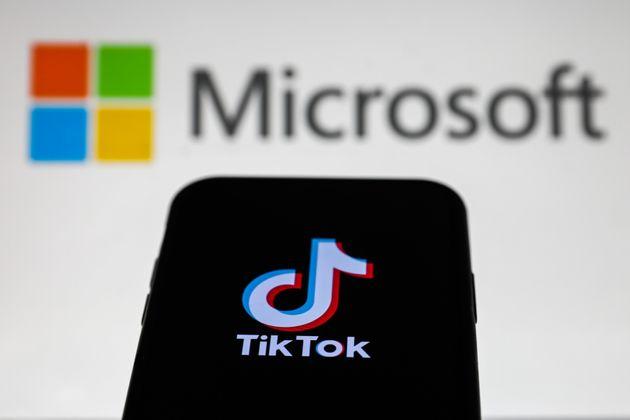 Microsoft faisait partie des favoris pour racheter les activités américaines de l'application...