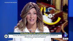 Yolanda Díaz habla así de este político: