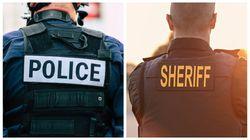 アメリカの警察官と保安官って何が違うの?
