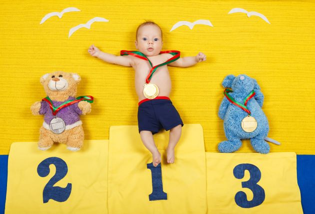 Going For Gold: The Best Baby Names If You Want To Raise A Winner