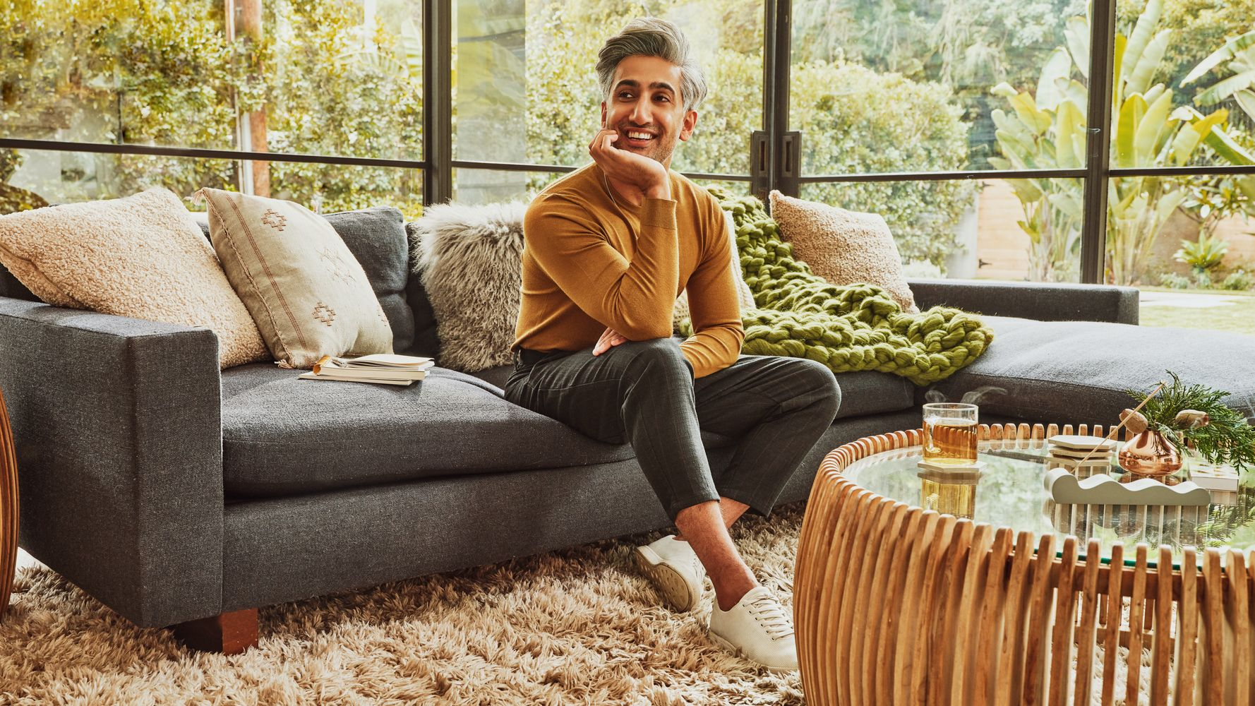 Tan France: Here's How To Cosy Up Your Home For Autumn Days