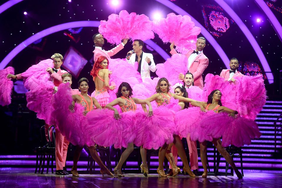 Strictly Come Dancing haven't revealed whether or not they will have a live studio audience