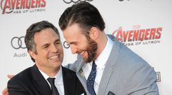 Mark Ruffalo Comes To The Rescue After Chris Evans' NSFW
