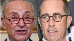 Chuck Schumer Bombs In Standup Comedy With Jerry