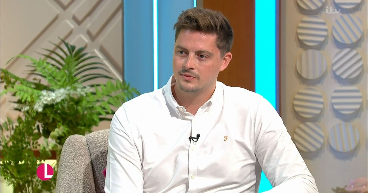 Love Island's Alex George Says He Feels 'Tremendous Guilt' Following Death Of Younger Brother
