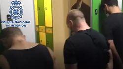 Desalojan una sauna con un centenar de personas sin mascarilla en el centro de