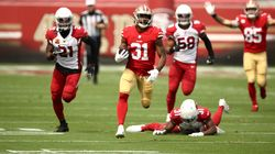 Raheem Mostert Just Ran Faster Than Any NFL Player In 3
