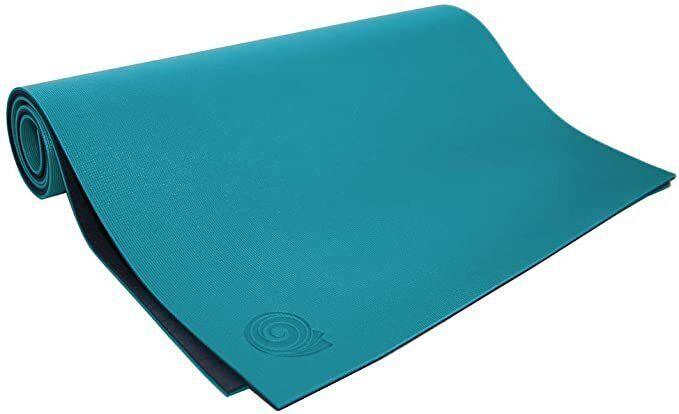 "Koru Fold &amp; Roll Yoga Mat, <a href=""https://www.amazon.com/Koru-Fold-Roll-Premium-Yoga/dp/B074RDQZDK"" target=""_blank"" rel=""noopener noreferrer"">$39.99</a>"