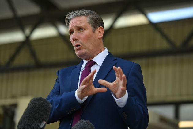 Keir Starmer To Tell Boris Johnson To Outlaw Fire And Re-Hire Working Practices
