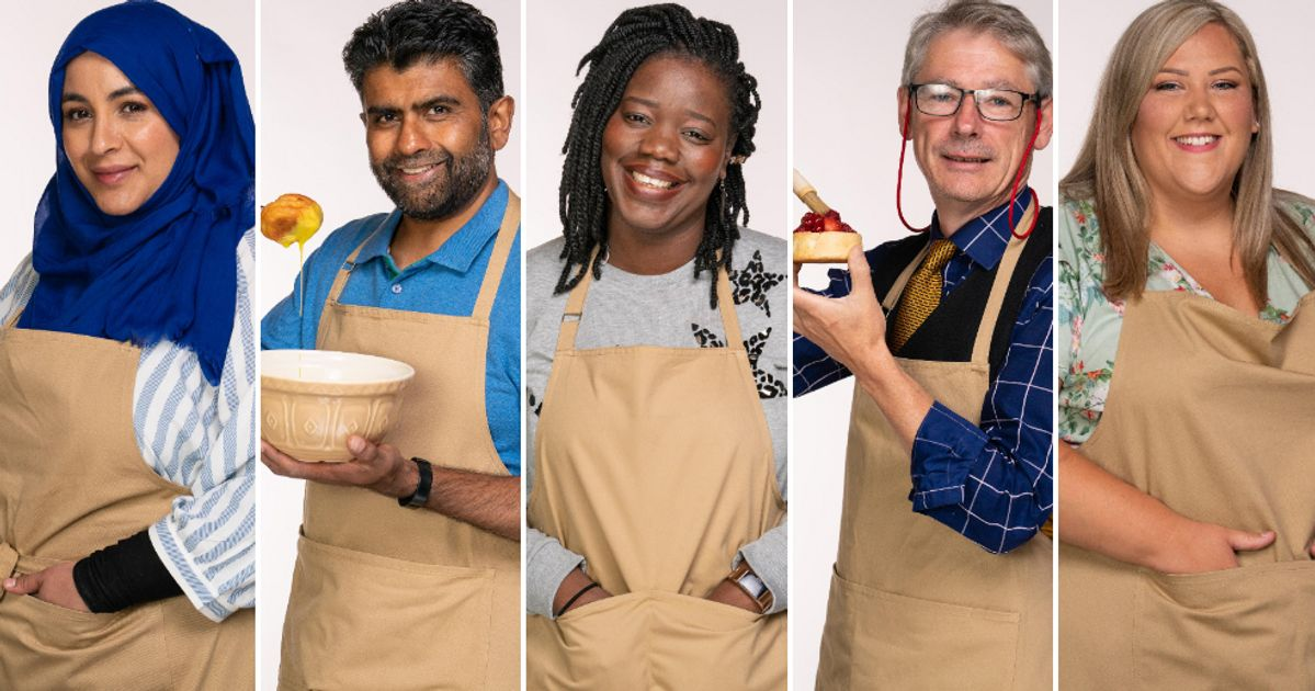 This Year's Great British Bake Off Contestants Are (As Ever) A Seriously Eclectic Mix