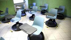 Scuola, i banchi monoposto diventano un caso.