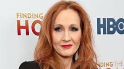 J.K. Rowling's New Book Is Reportedly About A Man Who Wears Dresses To Murder