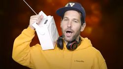 'Certified Young Person' Paul Rudd Drops 'Real Talk' On Wearing