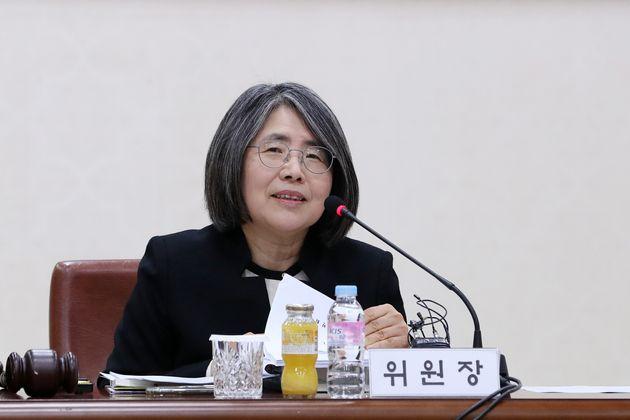 김영란 대법원 양형위원회