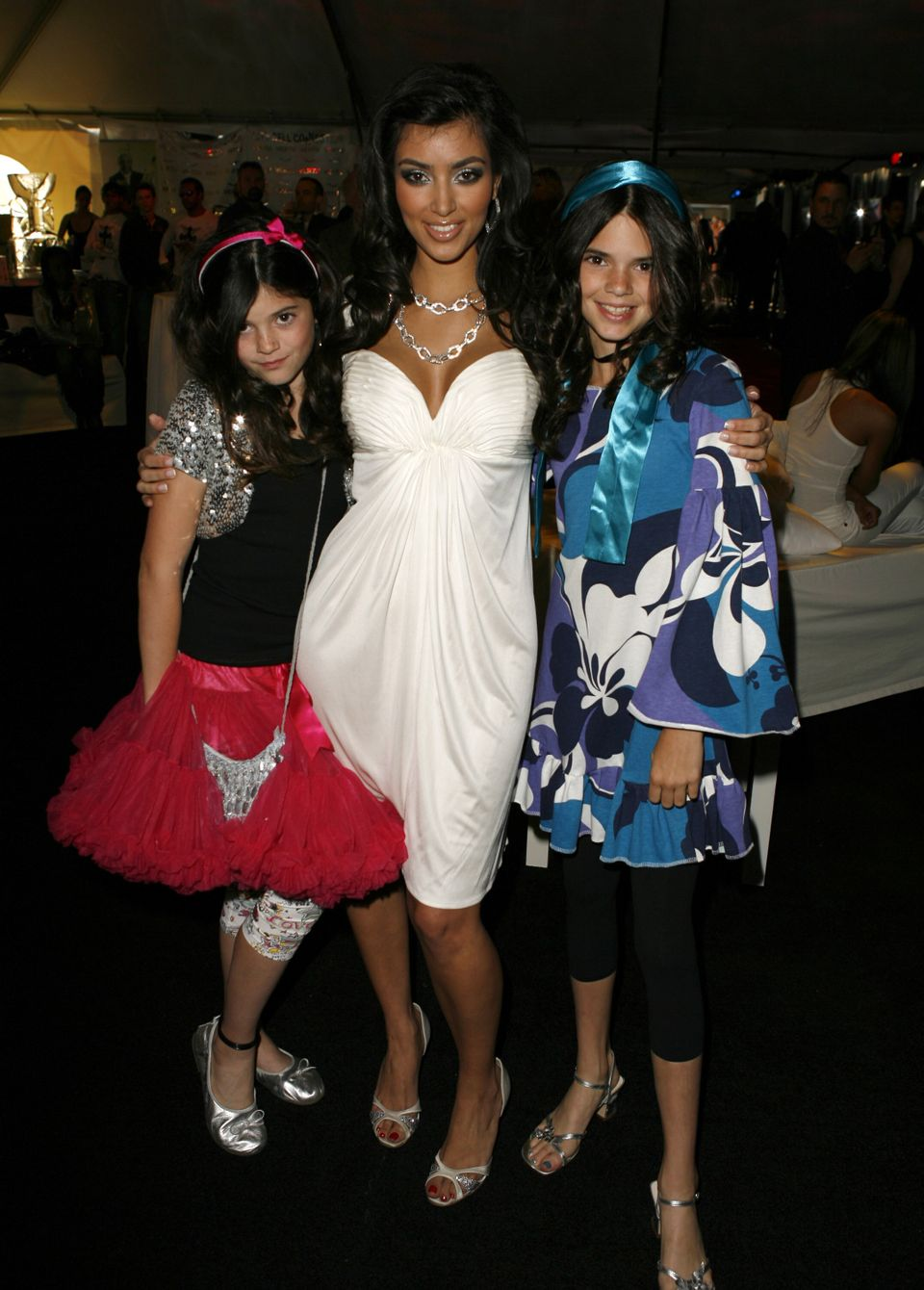 Remembering The Fashion From Season 1 Of 'Keeping Up With The Kardashians' 3
