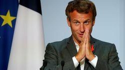 Après le moratoire voulu par la gauche, Macron défend la 5G face