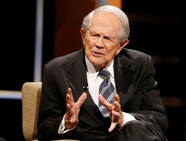 "Pat Robertson is the founder of the Christian Broadcasting Network. He's called the Black Lives Matter movement a ""stal"