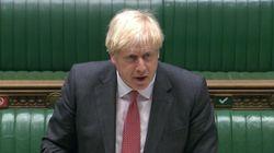 Boris Johnson saca adelante la primera votación que anula parte del acuerdo del