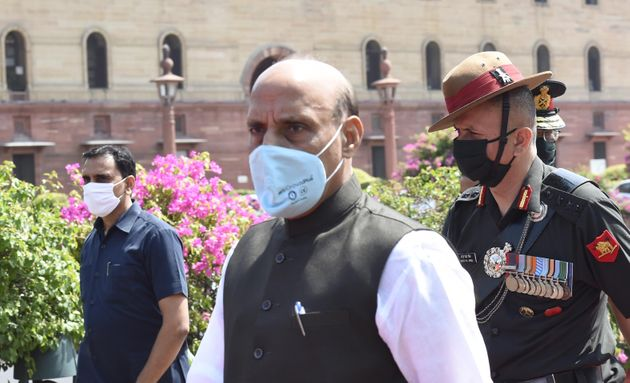 Rajnath Singh In Parliament: 'Chinese Troops' Violent Conduct Violated Agreement, Border Issue