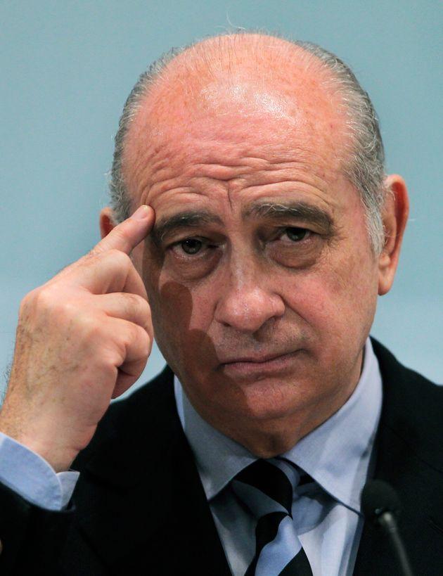 El exministro del Interior Jorge Fernández Díaz, en una imagen de
