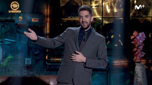 David Broncano en 'La