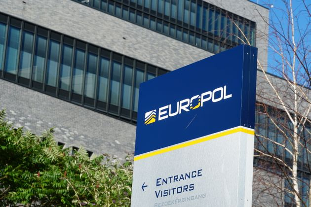 The Hague, the Netherlands. June 2019. Europol (European Police)