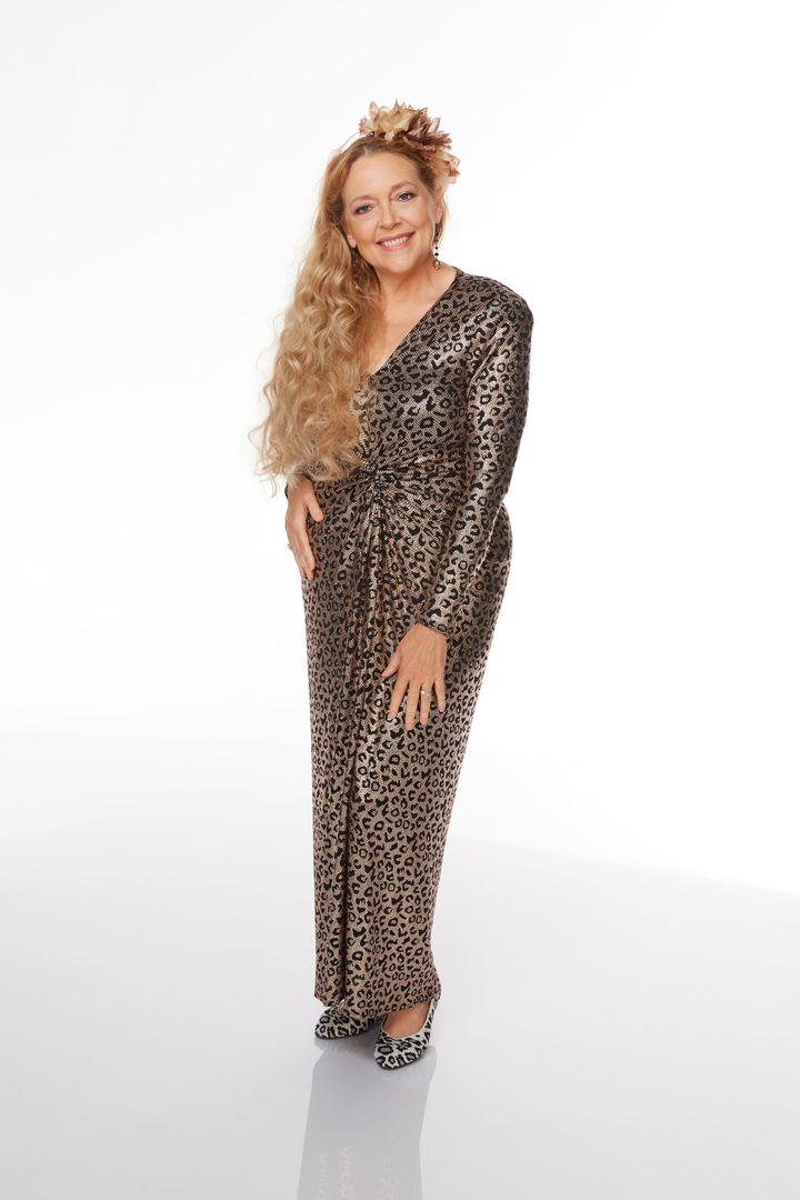 Carole Baskin on Dancing With The Stars