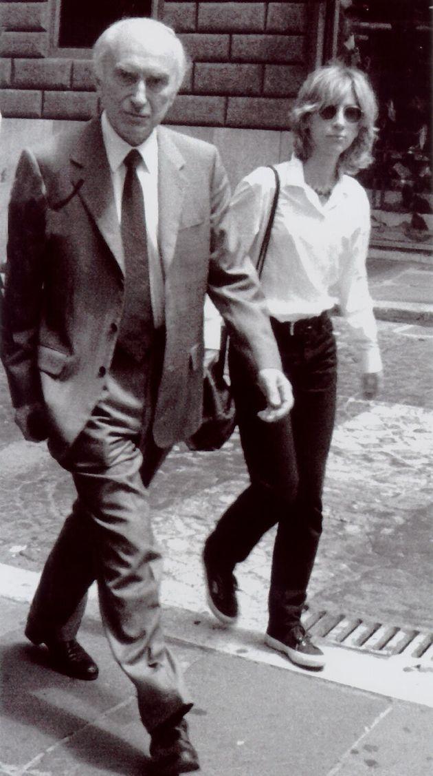MARTA RUSSO; INCHIESTA. L' ex senatore Dc Nicolo' Lipari e la figlia Maria Grazia escono oggi dalla Questura...