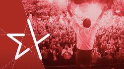 Αυτό είναι το νέο λογότυπο του ΣΥΡΙΖΑ - Το μήνυμα Τσίπρα για την εξέλιξη και όσους την