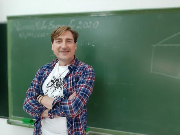 El profesor Toni