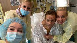 Navalny donne des nouvelles rassurantes de sa santé sur