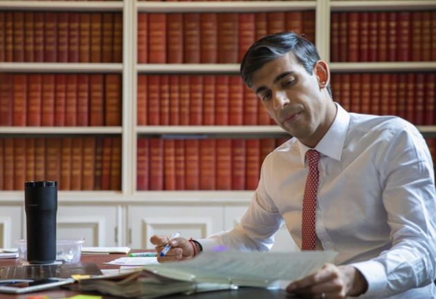 Rishi Sunak's Coffee Cup Is 'Worth The Same As Two Weeks Of Statutory Sick Pay'