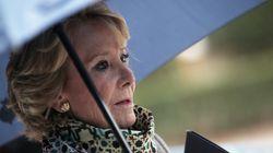La administradora de la trama Gürtel dice al juez que Esperanza Aguirre conocía los contratos de la