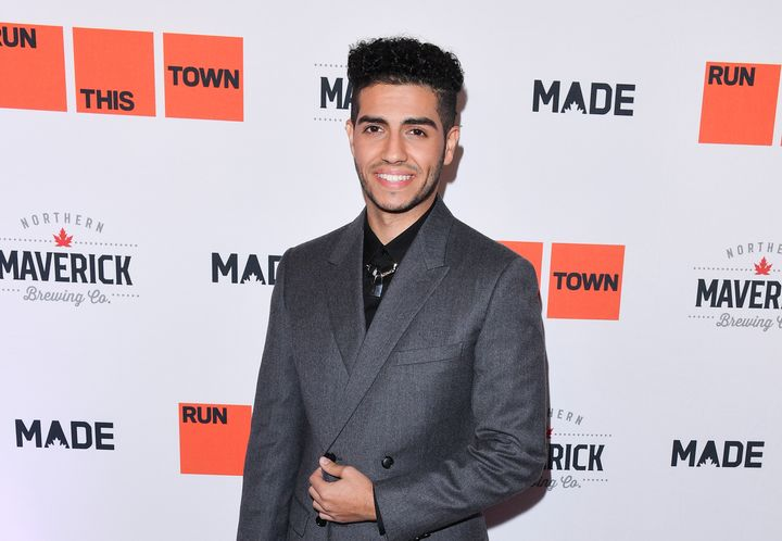 Mena Massoud, who just released his first cookbook, Evolving Vegan, says he started eating plant-based five years ago.