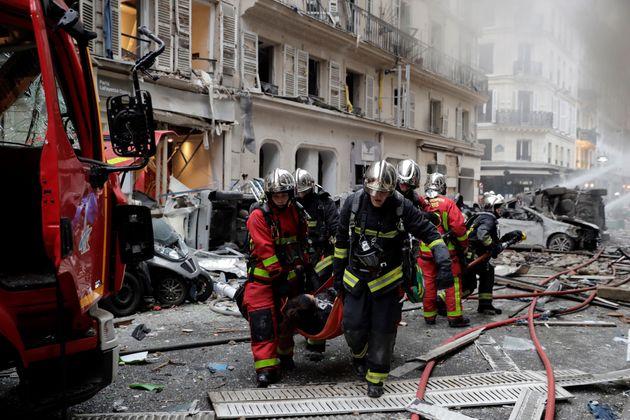 Le 12 janvier 2019, une explosion survenue rue de Trévise, à Paris, avait causé...
