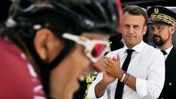 Contrairement à Castex, Macron évitera la voiture du directeur du Tour de