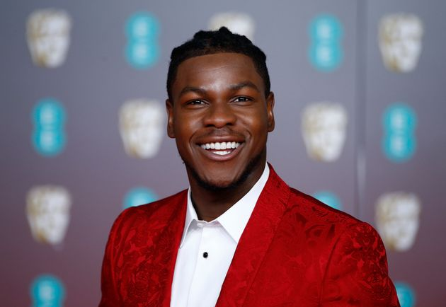 John Boyega au British Academy of Film and Television Awards (BAFTA) au Royal Albert Hall à Londres,...