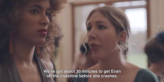 21 Times Katherine Ryan's Character In The Duchess Was Almost Too