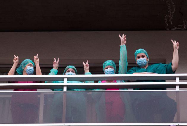 (Photo by Marios Lolos/Xinhua via Getty) (Xinhua/Marios Lolos via Getty