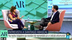 La atrevida pregunta de Ana Rosa a Santiago Abascal que no le habían hecho en