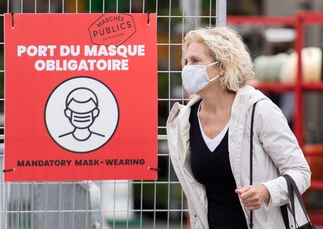 Les cas de COVID-19 continuent d'augmenter au Québec, alors que l'on rapporte mardi...