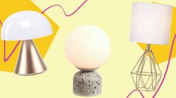 TheseCheap But Cute Desk Lamps Will Light Up Your Home
