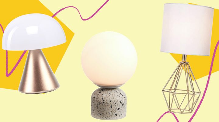 These desk lamps will come in handy whenever a light bulb goes off in your head.