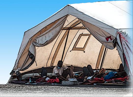 Moria, Lampedusa, Arguineguín: ¿Qué