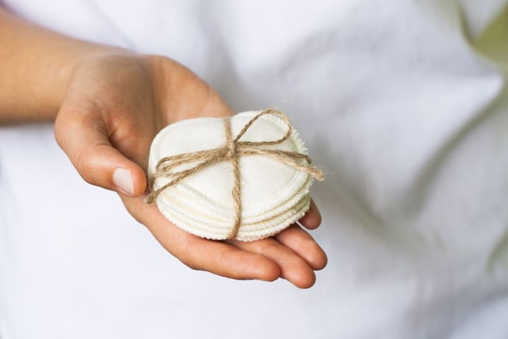 The Benefits of Reusable Cotton Pads UK