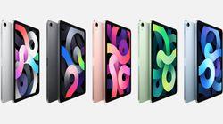 Appleが第4世代iPad Airを発表。Touch
