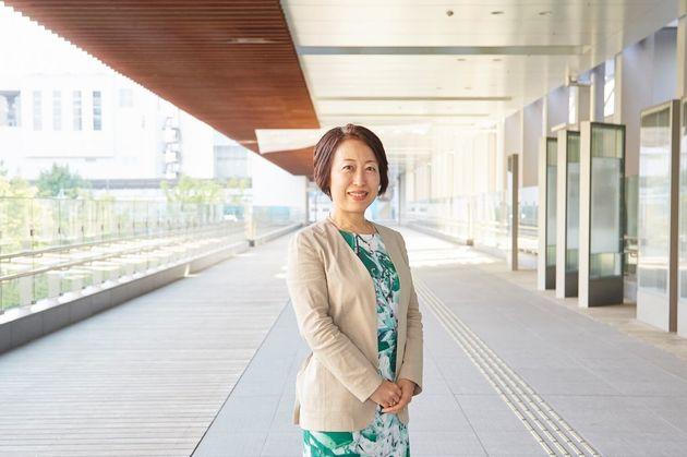 上智大学法学部教授・三浦まりさん