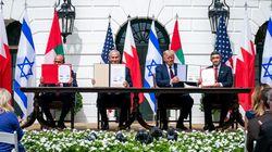 Ισραήλ - Ηνωμένα Αραβικά Εμιράτα - Μπαχρέιν υπέγραψαν