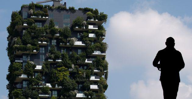 이탈리아 건축가 스테파노 보에리가 밀란에 만든