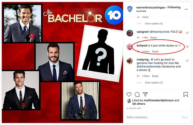 Casting for 'The Bachelor Australia' 2021 season has